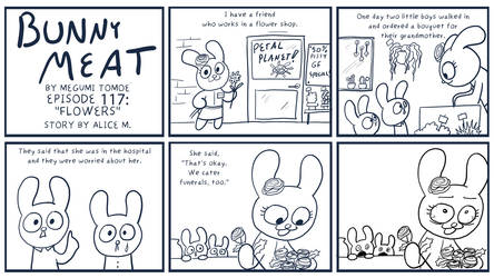 Bunny Meat #117: Flowers by RomanJones