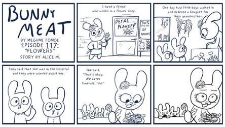 Bunny Meat #117: Flowers
