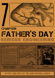 Serious Engineering - Ch. 7 Father's Day cover by RomanJones