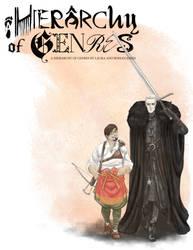 A Hierachy of Genres Ch. 1 Ozymandias cover