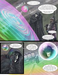 A Hierarchy of Genres Ch. 1: Ozymandias pg 10 by ChartreuseNoir