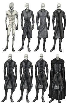 Hemlock Costume Design