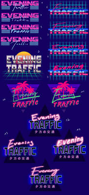 Logos for Evening Traffic VOTE!!