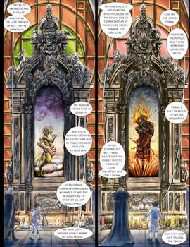 A Hierarchy of Genres Ch. 1: Ozymandias pg 33