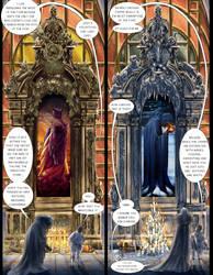 A Hierarchy of Genres Ch. 1: Ozymandias pg 34 by ChartreuseNoir