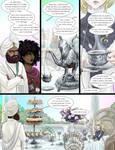 A Hierarchy of Genres Ch. 1: Ozymandias pg 40 by ChartreuseNoir