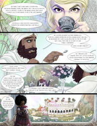 A Hierarchy of Genres Ch. 1: Ozymandias pg 42 by ChartreuseNoir