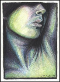 Dream In Colour Portrait 1