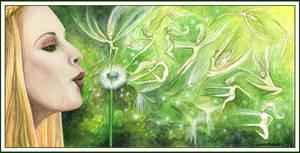 Abundance - Dandelion Dancers