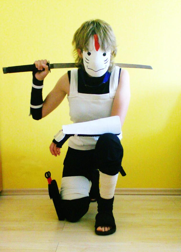 Anbu cosplay Naruto by Semashke