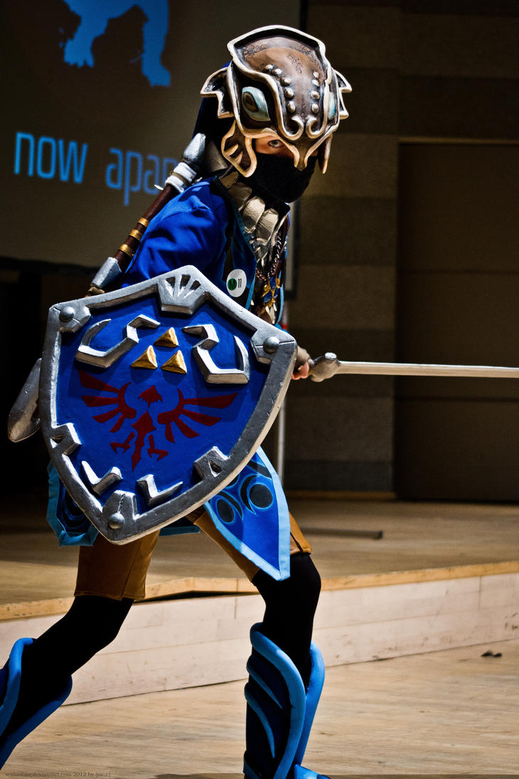 Zora armor Link by Semashke