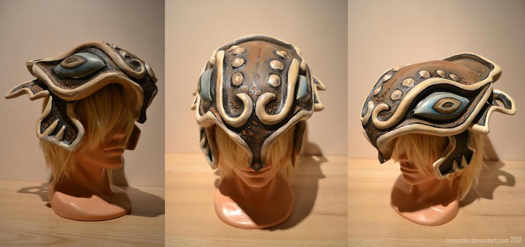 Zora Link Helmet by Semashke