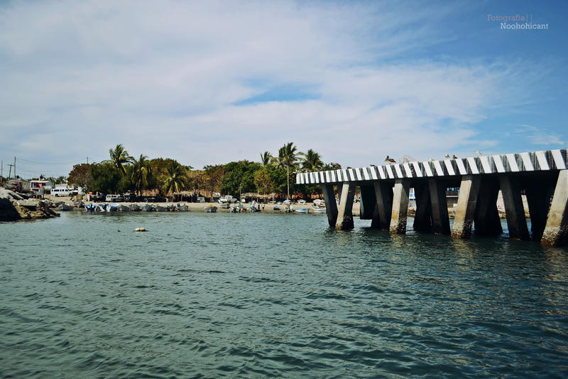Puerto mazatlan by noohohIcant