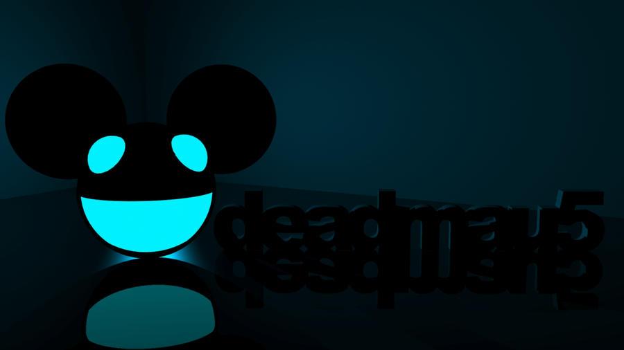 Deadmau5 3D Wallpaper By GunGodTheGreat