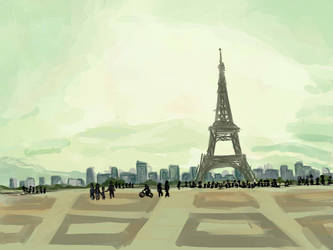 I'll Go Here by zerahmercado
