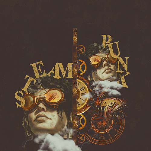 Galerie d'un escargot tout rose  Steam_punk_by_misatographisme-d9b2u12