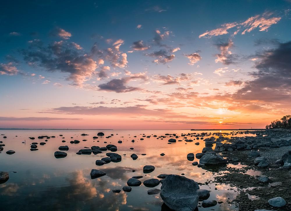 Rocky Viimsi Coast by myst111