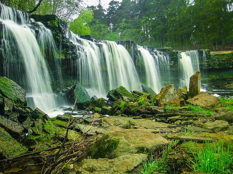 Keila-Joa Waterfall 2 by myst111