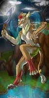 Huntress by Dragendorf