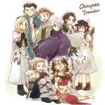 Octopath Travelers
