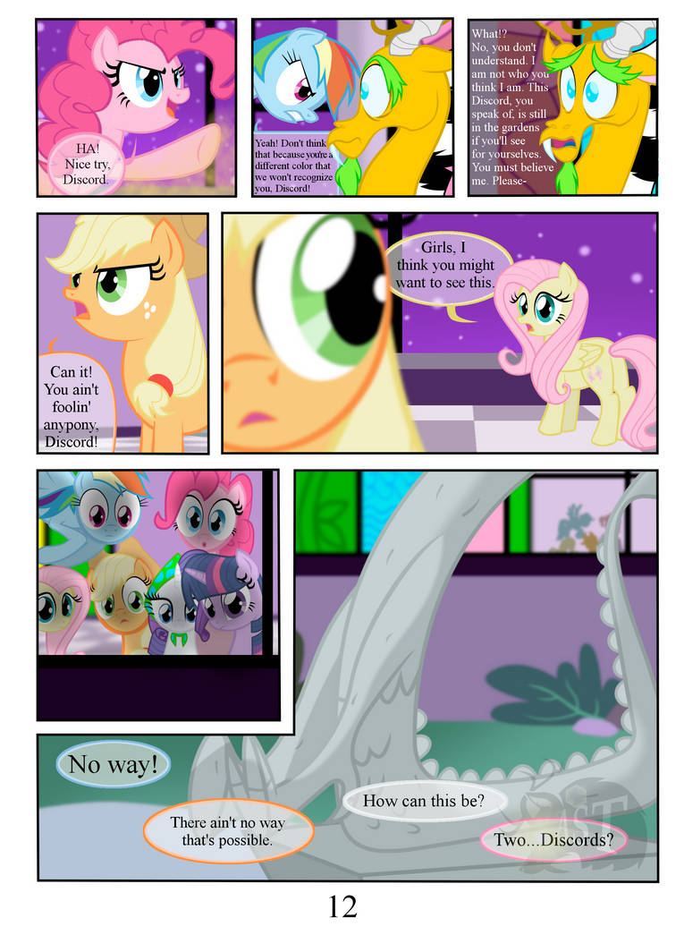 MLP: IvH page 12 by AppleStixTime on DeviantArt