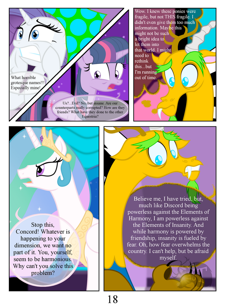 MLP: IvH page 18 by AppleStixTime