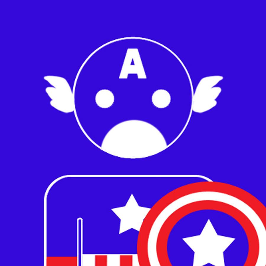 Durarara avatar- Captain America by BittersweetHorizon