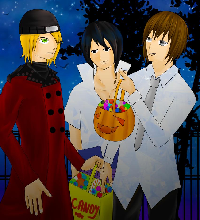 CE: Minature Halloween Contest by BittersweetHorizon