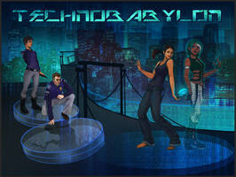 Technobabylon11c by Nedraed
