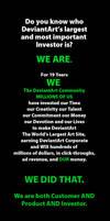 WE are DeviantArt.