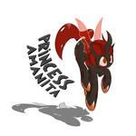 MLP: Princess Amanita - Badge