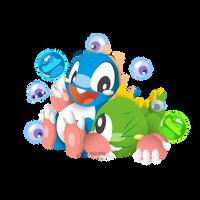 Bubbles Masters (Vector) by SrMario
