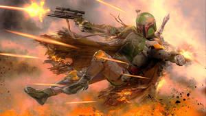 Star Wars-Boba Fett