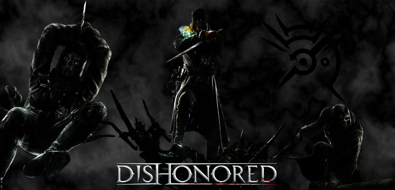 dishonored wallpapertherenegade01 on deviantart