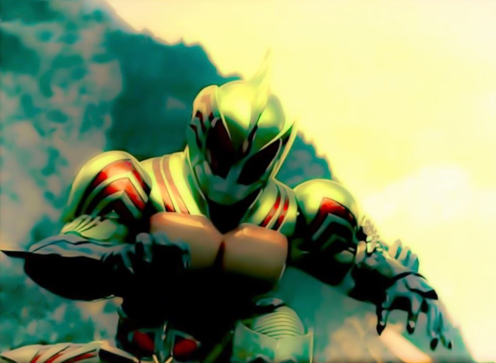 Kamen Rider Amazons-Omega by TheRenegade01