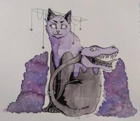 Space-Cat OC
