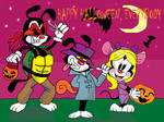 Animaniacs halloween night