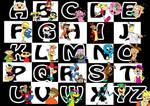 Cartoon Network Alphabet