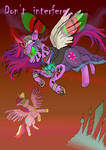 Twilight Sparkle queen of shadows, chapter 4