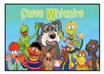 Steve Whitmire- muppeteer