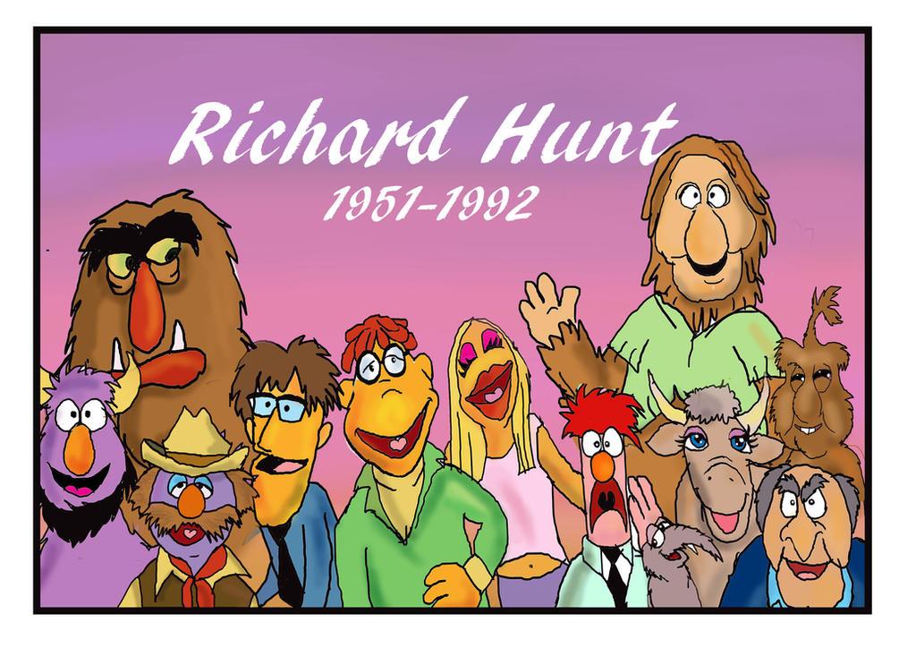 Richard Hunt by raggyrabbit94