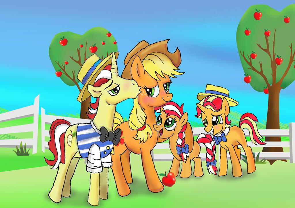 Apple Family My sweet Apple family ...