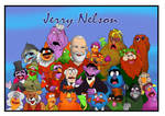 In memory of Jerry Nelson
