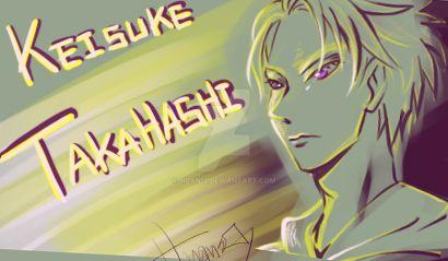 Keisuke by Huan15