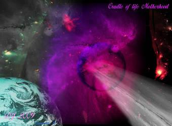 Cradle of life Motherhood by starlight2infinity