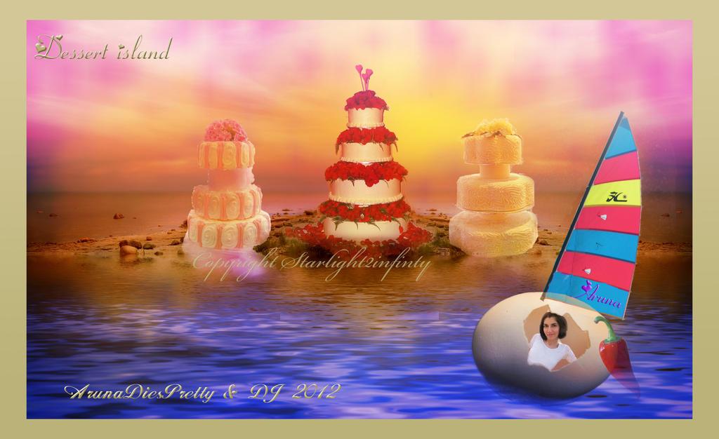 Dessert Island by starlight2infinity