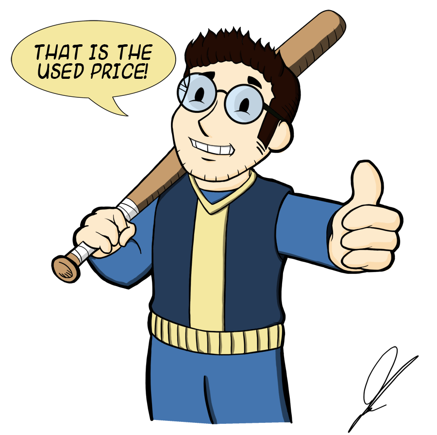 Vault Boy Avatar Vault Tec Boy Customer Serv