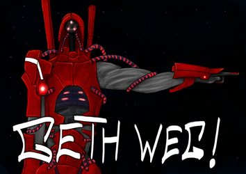 Geth Weg! by Pekemon666
