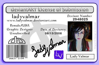 ladyvalmar's Profile Picture