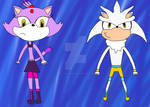 Blaze and Silver